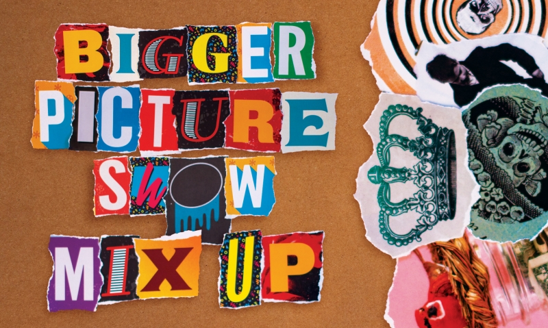 Bigger Picture Show MIX UP | AIGA Indianapolis
